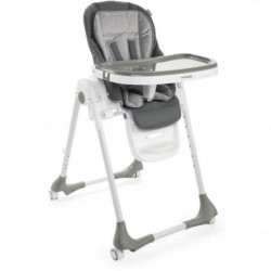 NEOBABY Meally Chaise Haute - Gris