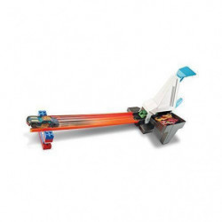 HOT WHEELS - Lanceur a Propulsion - 4 ans et +