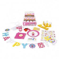 JANOD Happy Birthday Set Princess