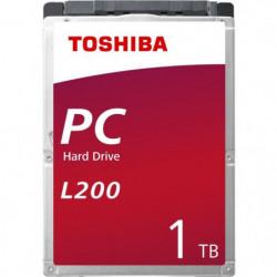TOSHIBA - Disque dur Interne - L200 - 1To - 5 400 tr/min