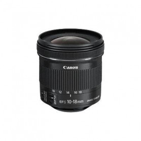CANON EF-S 10-18 IS STM Objectif photo