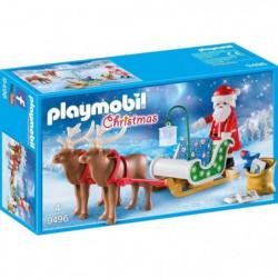 PLAYMOBIL 9496 - Christmas - Traineau du Pere Noël