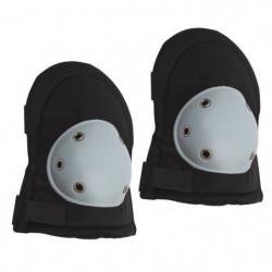 COGEX Paire de genouilleres coque de confort enveloppe nylon