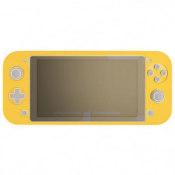 Protection en Silicone KONIX pour Switch Lite - Jaune
