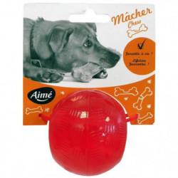 AIME Jouet Play Strong balle 6cm - Pour chien