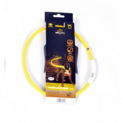 DUVO Anneau Lumineux Seecurity Flash Light Ring USB Nylon