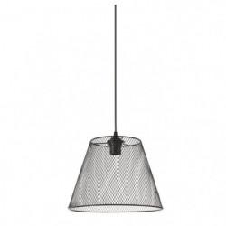 COREP Suspension mesh Secret - Métal - Ø30 cm - Noir