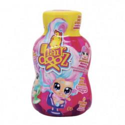 HAIRDOOZ Poupée dans bouteile de shampoing Hairdooz glitter