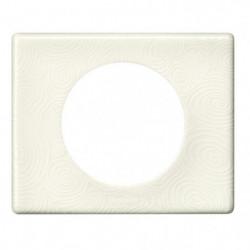 LEGRAND Celiane Plaque de finition 1 poste porcelaine songe