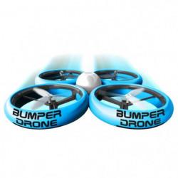 SILVERLIT - BUMPER DRONE  - Bleu
