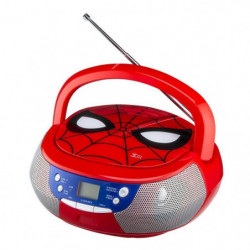 SM-430 -CD Boombox Spiderman
