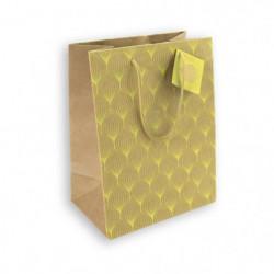 CLAIREFONTAINE Sac Neon - Moyen format - Sans carton kraft