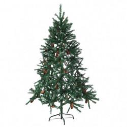 Arbre de Noël 180cm 708 branches