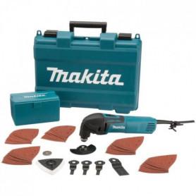 MAKITA Outil multifonction 320W TM3000CX4 56 accessoires