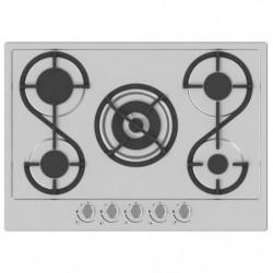 HUDSON HTG 5 I - Table de cuisson gaz - 5 foyers - L 60 cm