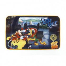 DISNEY Tapis de Sol Mickey Mouse Pour enfant - 45x75 cm