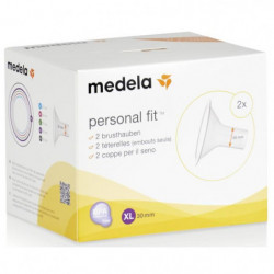 MEDELA Boîte de 2 Téterelles PersonnalFit - Taille XL