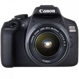 CANON EOS 2000D 24,1 mégapixels - Wi-Fi - NFC