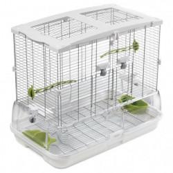 Cage Vision M01 Blanc/vert