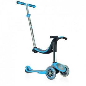 GLOBBER Trottinette 3 roues 4 in 1 plus bleu foncé