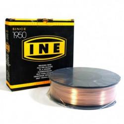 INE Bobine de fil a souder acier Mig-Mag Ø0,8 mm 5 kg