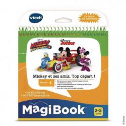 VTECH - Livre Interactif Magibook - Mickey et ses Amis, Top