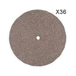 DREMEL 36 disques à tronçonner ø24mm 409
