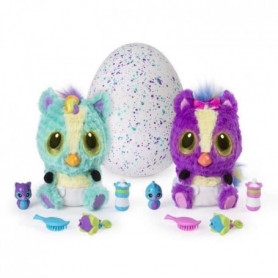 HATCHIMALS - HatchiBabies - Ponette Spinmaster