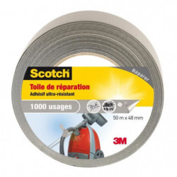 3M SCOTCH Toile adhésive de réparation - 50 m x 48 mm