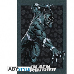 Poster Marvel - Black Panther - roulé filmé (91.5x61)