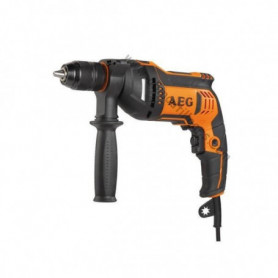 AEG Perceuse a percussion SBE750RE - 750 W - 27 Nm