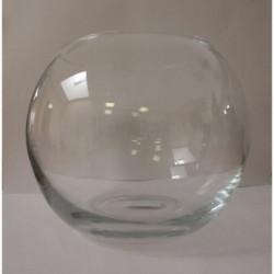 AIME Aquarium boule en plastique - 25 cm - 6 L