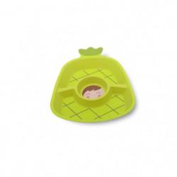PLASTOREX Assette compartiments - Ananas