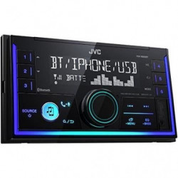 JVC Autoradio 2DIN Bluetooth KW-X830BT