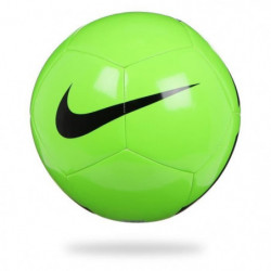 NIKE Ballon Football PITCH TEAM - Vert - Taille unique