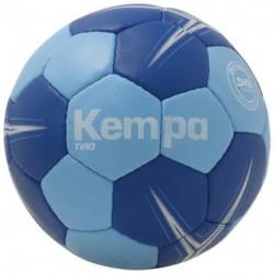KEMPA Ballon de handball Tiro - Bleu glacier et bleu roi