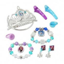 REINE DES NEIGES 2- Coffret bijoux 9 pcs