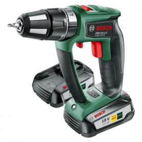 BOSCH Perceuse-visseuse a percussion sans fil PSB