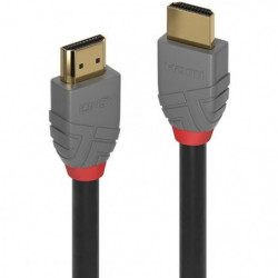 LINDY Câble HDMI High Speed - Anthra Line - 2m