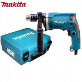 MAKITA Perceuse a percussion HP1630K 710W