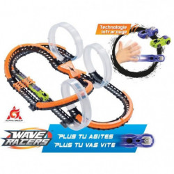Circuit Wave Racer Triple Skyloop - Triple Loopings