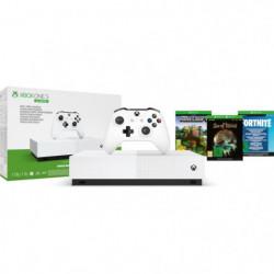 XBOX One S All Digital Refresh + 3 jeux dématérialisés