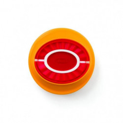 KARIS Pocket machine Chef'n W.2.36 - Orange et rouge