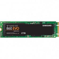 SAMSUNG SSD interne 860 EVO M2 - 2To
