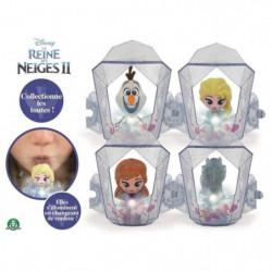 La Reine des Neiges 2 - Coffret 1 Maison avec 1 Figurine