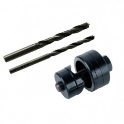 WOLFCRAFT Emporte-piece - Diametre: 35 mm avec forets