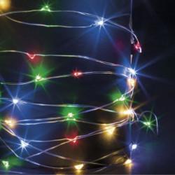 Guirlande extérieure - Lumineuse - 200 micro-LED