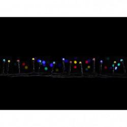 Guirlande extérieure programmable - Électrique - 48 LED