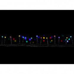 Guirlande extérieure programmable - Électrique - 96 LED