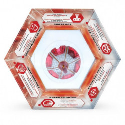 Goliath - ITOP Elite Hive Shield rouge - Toupie compte-tours